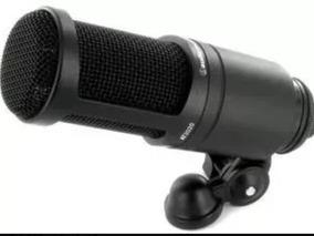 Microfone Audio Technica At2020 Novo Na Caixa