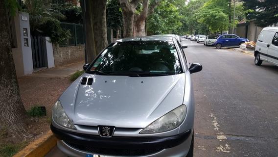 Peugeot 206 1.4 2010 Segundo Dueño