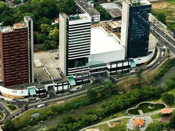 Sala Comercial No Millenium Torre Medical Para Alugar, 35m² Por R$ 2.500,00/mês - Chapada - Manaus/am - Ideal Para Consultorio Medico Ou Ondontologico - Sa0178