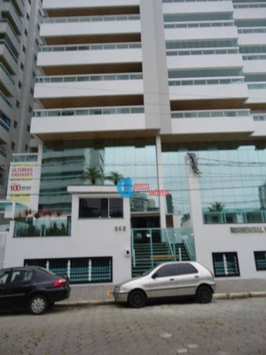 Apartamento 2 Dormitórios, Lazer Completo Varanda Gourmet Novo Vista Praia 1 Vaga De Garagem - Ap0956