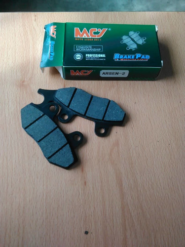 Pastillas De Freno Para Arsen 2 Brake Pad