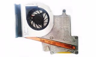 Fan Cooler Con Disipador Hp Compaq Dv2000 V3000 Amd