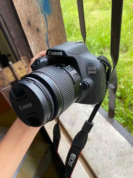 Câmera Canon Eos 2000d
