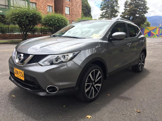 Qashqai 4x4i Exclusive 2.0 At Gris 2017