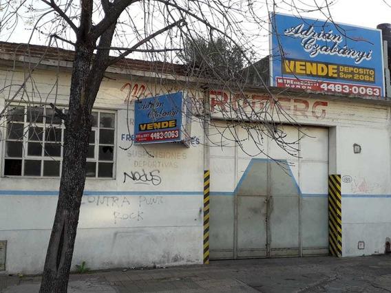 Morón Sur Central A Metros De Rivadavia - Depósito 206 M2 -