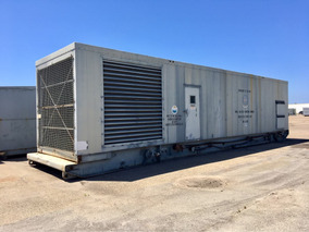 Generador Emd 1500 Kw @ 4160v @ 900 Rpm Gas Natural / Diesel