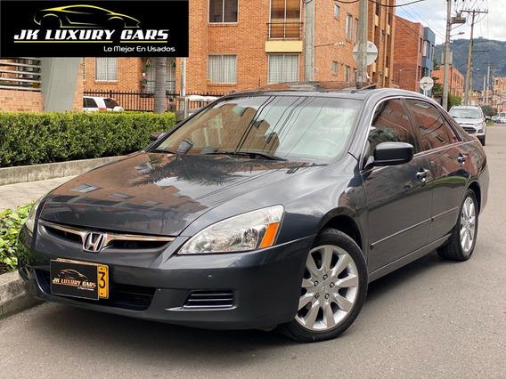 Honda Accord Ex 3.000cc A/t 6ab Fe Sun Roof 2006