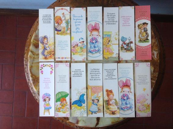 Separadores De Libro Antiguos Coleccionabl-papel Carta Lote