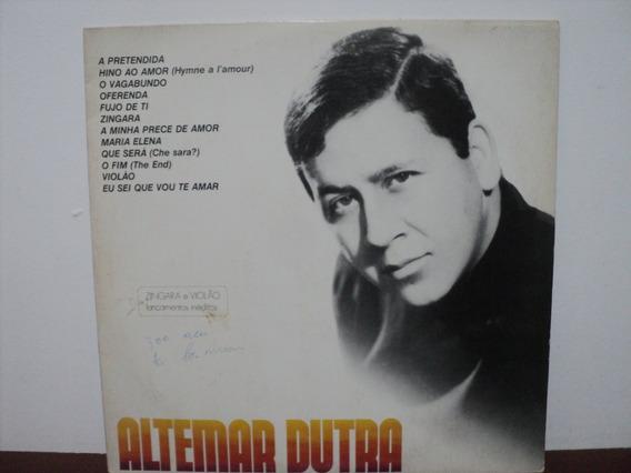 Lp Altemar Dutra - Sucessos Vol.4 ( 1985 )