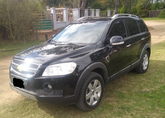 Chevrolet Captiva 2.0 Vcdi Ltz At 2008