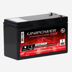 Bateria Estacionária 12v 9ah 9a Nobreak Alarme