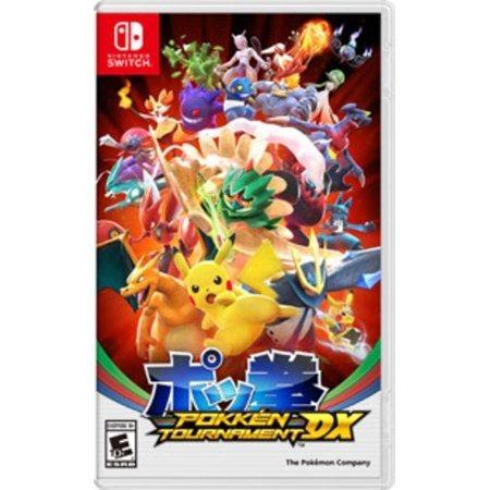 Jogo Pokemon Pokken Tournament Dx