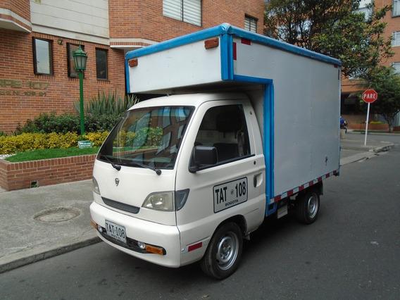 Hafei Mini Truck 2011 Furgon Puerta Lateral