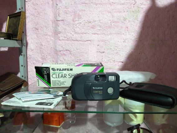 Câmera Fujifilm Clear Shot Plus AntigoAnos 90