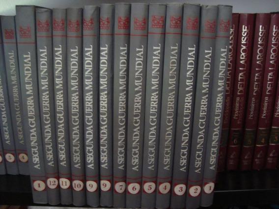A Segunda Guerra Mundial / 12 Volumes / Editorial Cordex