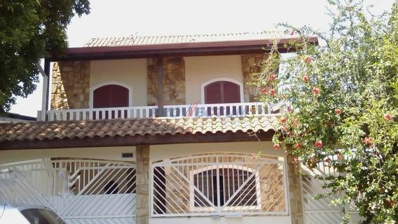 Casa Para Aluguel Em Parque Residencial Maria De Lourdes - Ca278341