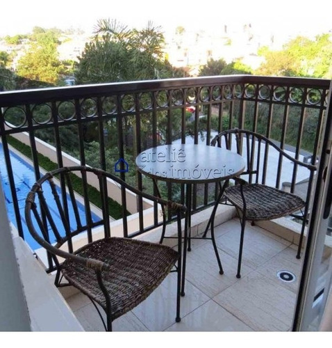 Imagem 1 de 13 de Ótimo Apartamento No Morumbi, 157 M², 3 Vagas, 3 Dormitórios Sendo 2 Suítes, Próximo Ao Colégio Santo Américo - Ap0121at
