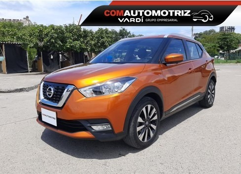 Nissan Kicks Exclusive Id 38537 Modelo 2019