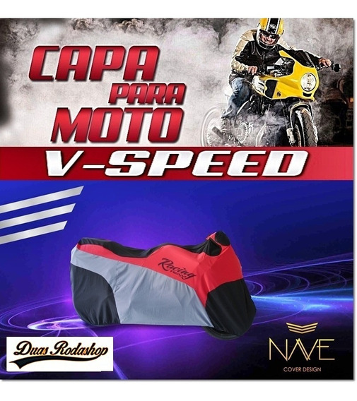 Capa Cobrir Moto Cbr1000rr Cbr600rr R1 S1000rr Panigale Zx10