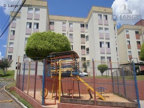 Imagem 1 de 7 de Apartamento Residencial À Venda, Jardim São Vicente, Campinas - Ap10004. - Ap10004