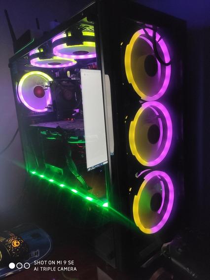 Pc Gamer I7 7700k Gtx 1080 8gb Ssd 480gb Hd 1tb Ventoinhas