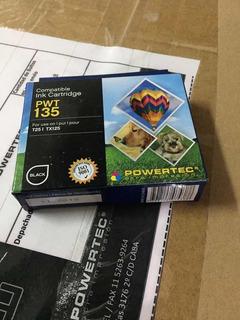Cartucho Alternativo Para Epson 135 X 100u