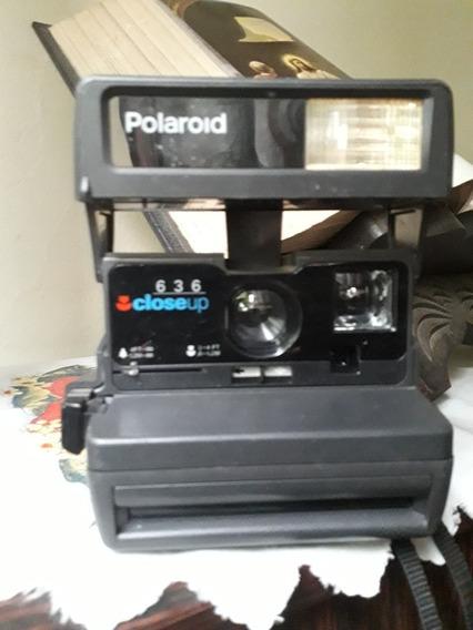 Câmera Fotografica Polaroid Antiga