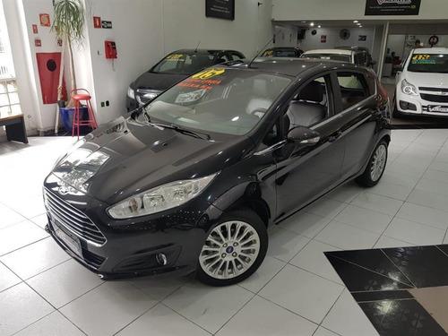 Ford Fiesta Hatch Tit./tit.plus 1.6 16v Flex Aut.