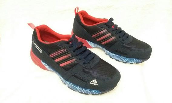 Zapatos Deportivos Moda Colombiana adidas Marathon Damas