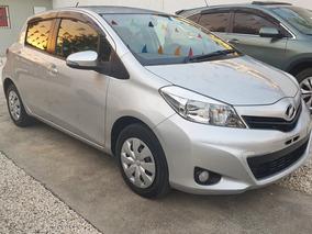 Toyota Vitz.2014.recien Importado Placa Traspaso.marbete Inc