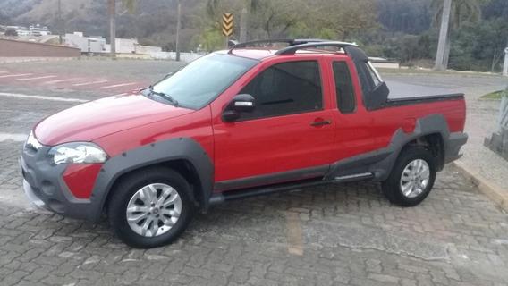 Fiat Strada 1.8 16v Adventure Ce Flex 2p 2013