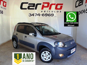 Fiat Uno Way 1.4 Flex