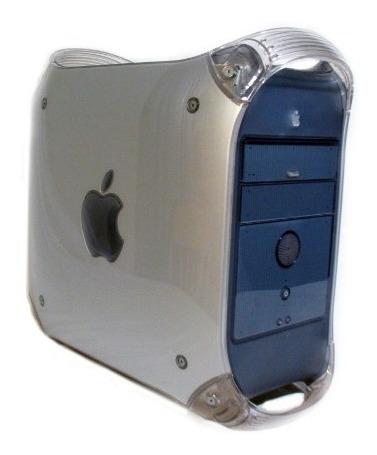 Pc Apple Power Macintosh G4 Apenas Para Retirada De Peças