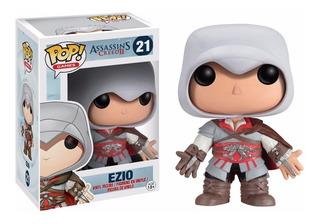 Funko Pop Games Ezio 21 Assassins Creed 2 Figura Vinilo