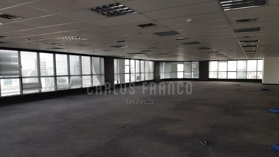 Conjunto Comercial Bem Localizada, Cirqueira Cesar Av Paulista, Proprietario Estuda Carencia - Cf26447
