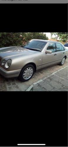 Mercedes-benz Classe E 1998 4.3 Elegance 4p