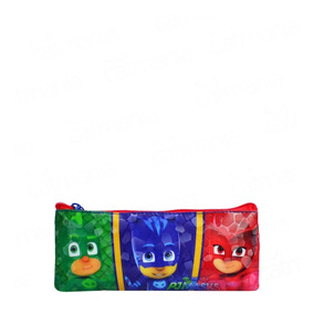 Estojo Simples Pjmasks Disney Original
