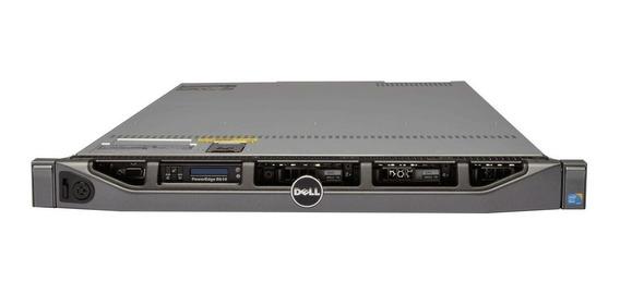 Servidor Dell R610 2 Xeon Quad Core 16 Giga 600 Gb Seminovo
