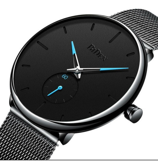 Biden 0124 Ultra Fino (relógio Masculino)