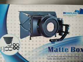 Matte Box Wondlan A Pronta Entrega