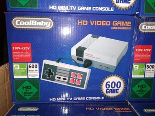 Videojuegos Retro Hmdi 600 Juegos Clásicos
