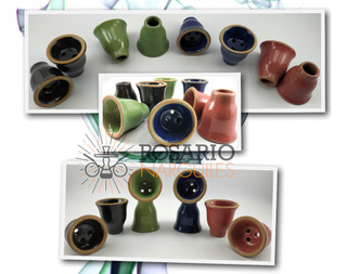Cazoleta O Rosh Para Narguile 40mm (shisha, Pipa De Agua)