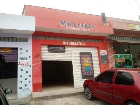 Salao Comercial Na Vila Cleo - Loc895015