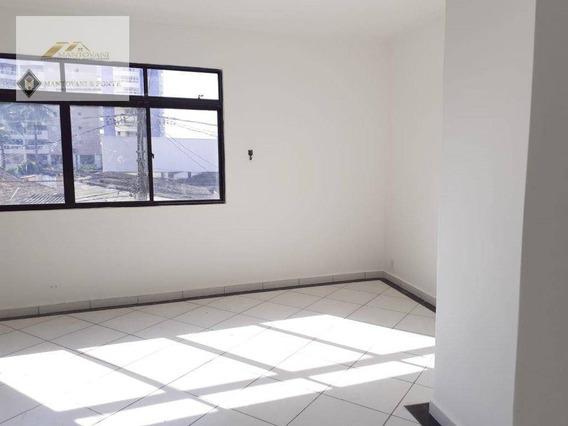 Casa Com 3 Dormitórios Para Alugar, 136 M² Por R$ 1.500,00/mês - Aviação - Praia Grande/sp - Ca0236