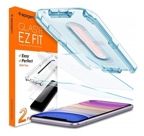 Spigen Vidrio Templado Para iPhone 11 Original (2pack)