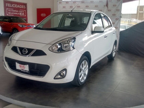 Nissan March 1.6 Advance Mt 2015