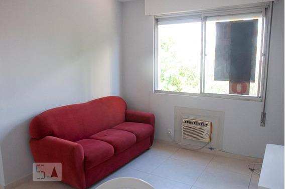 Apartamento Para Aluguel - Jardim Botânico, 1 Quarto, 40 - 893036276
