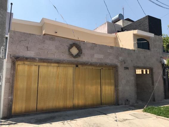 Se Renta Casa En La Colonia Arboledas, Zapopan, Jal.