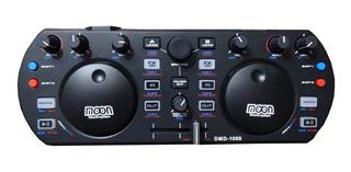 Controlador Dj Midi Moon Dmd-1000 Profesional