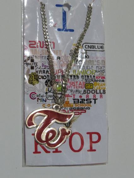 Colar Kpop - Twice